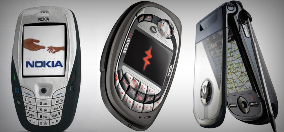 phones that were cool before smartphone