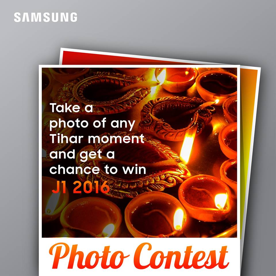 Samsung Tihar Photo Contest