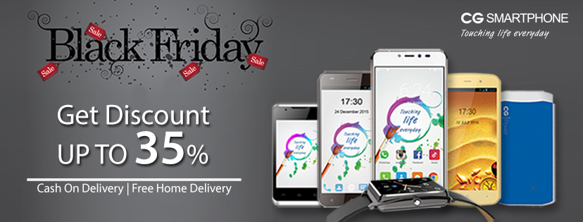 CG mobile brings black friday deals in nepal