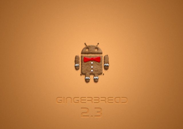 google to drop the support from android 2.3