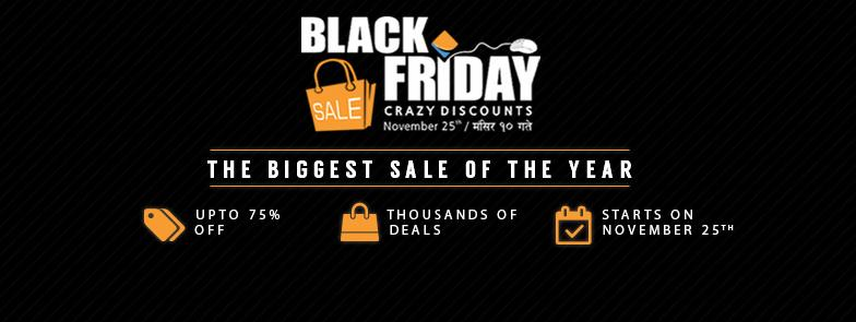 Kaymu's Black Friday Deals in Nepal
