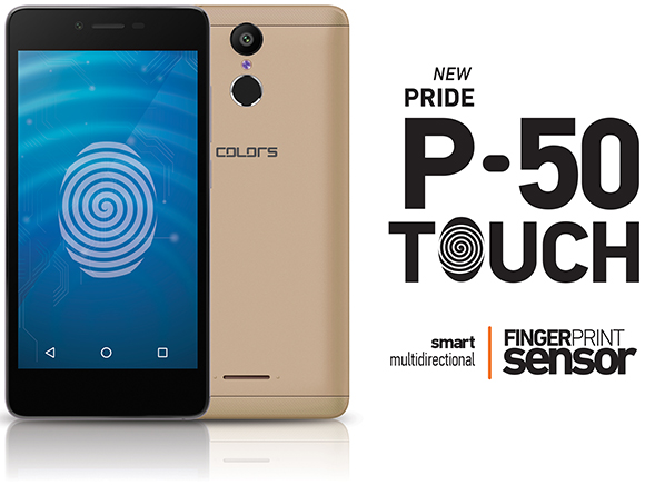 Colors Pride P50 Touch