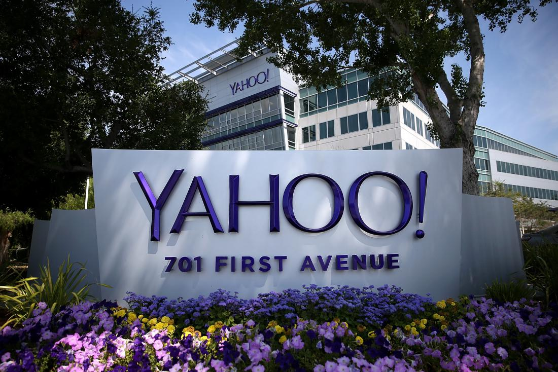 Yahoo has been hacked
