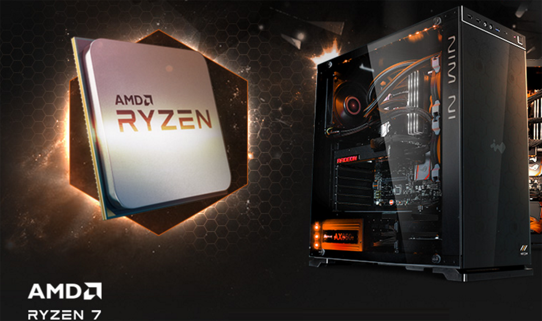 AMD Ryzen Chips