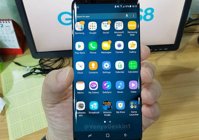 rumors, specs, images and launch date of samsung galaxy s8