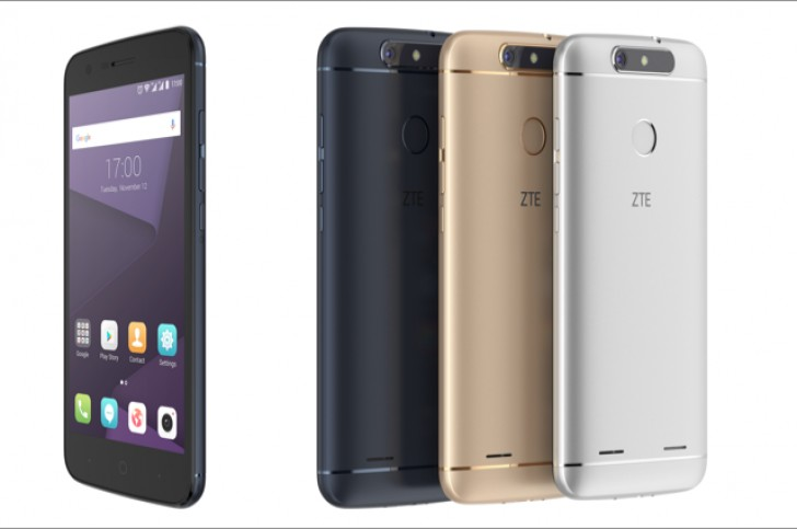 ZTE Blade V8 Mini and V8 Lite