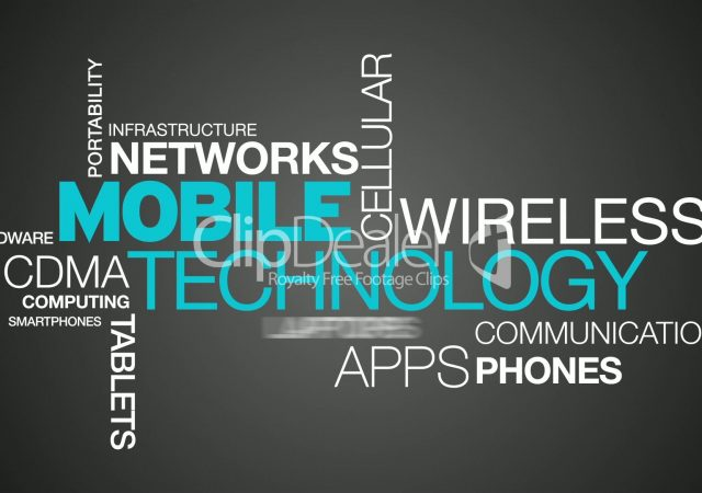 five ongoing mobile technology trends