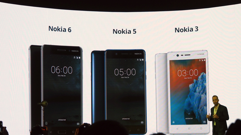 Nokia phones to arrive in Nepal