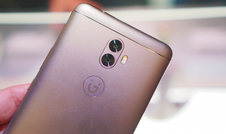 gionee a1 plus