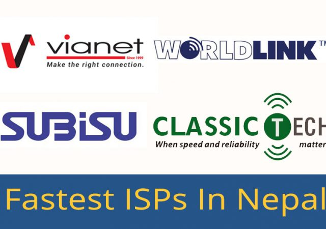 Best and Fastest Internet Service Providers In Nepal