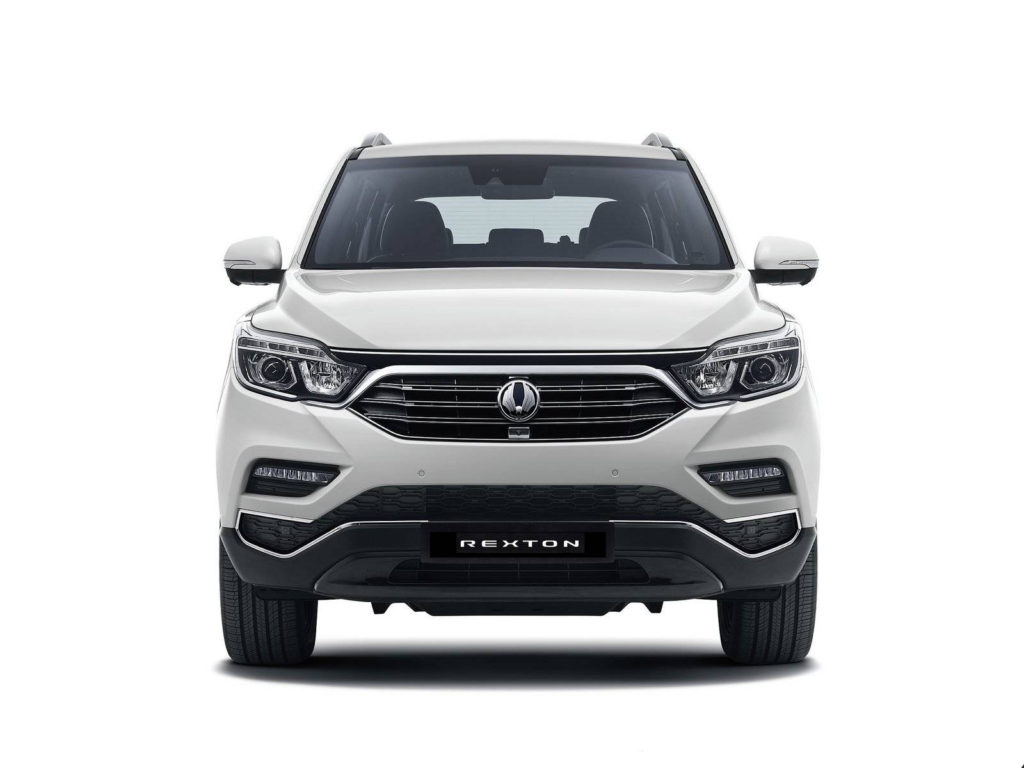 Ssangyong Rexton Price in Nepal