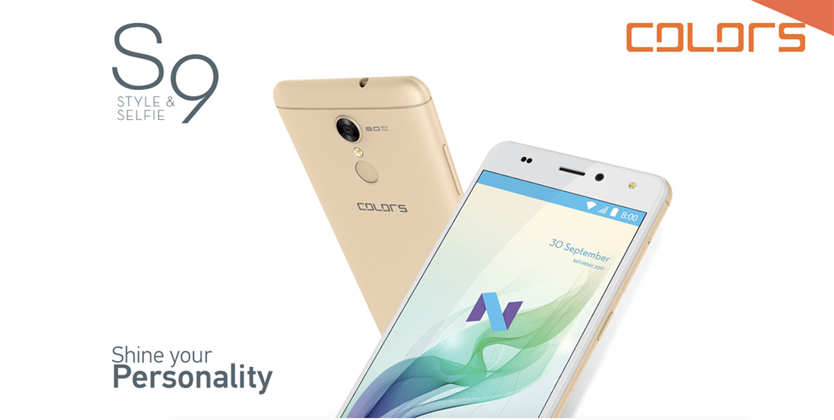 Colors S9 Price in Nepal