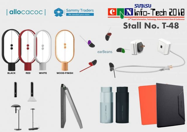 Sammy Traders to launch 8 new products at CAN Info-Tech 2018