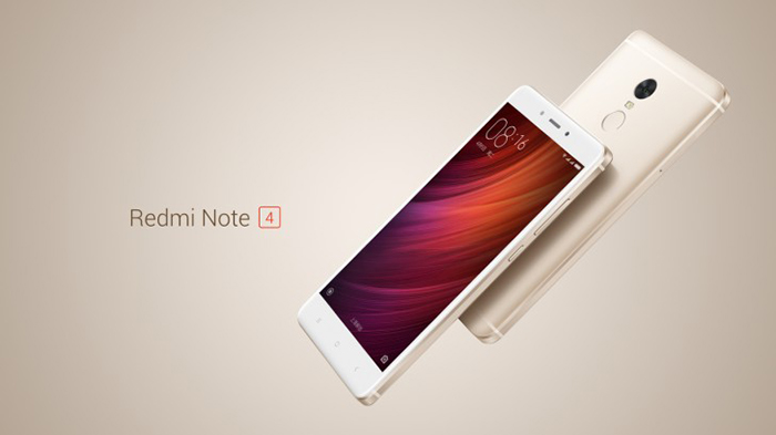 Xiaomi Redmi Note 4 on Daraz