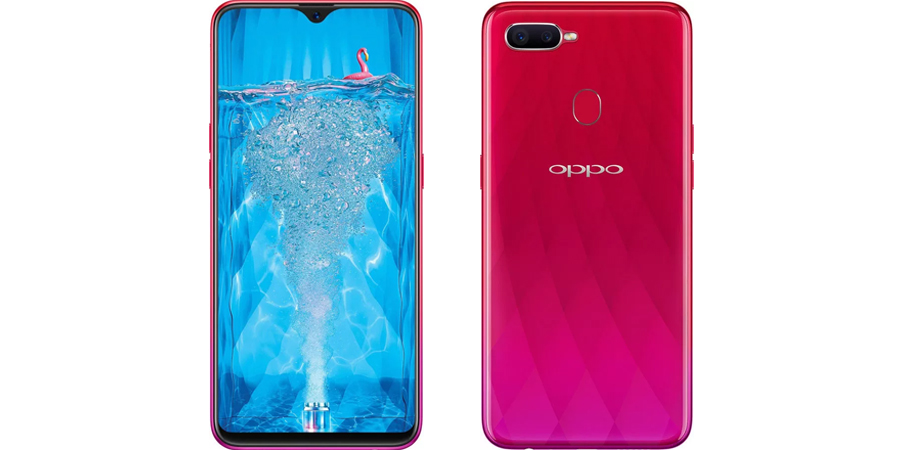 OPPO F9 Price in Nepal and Specifications | E-Nepsters