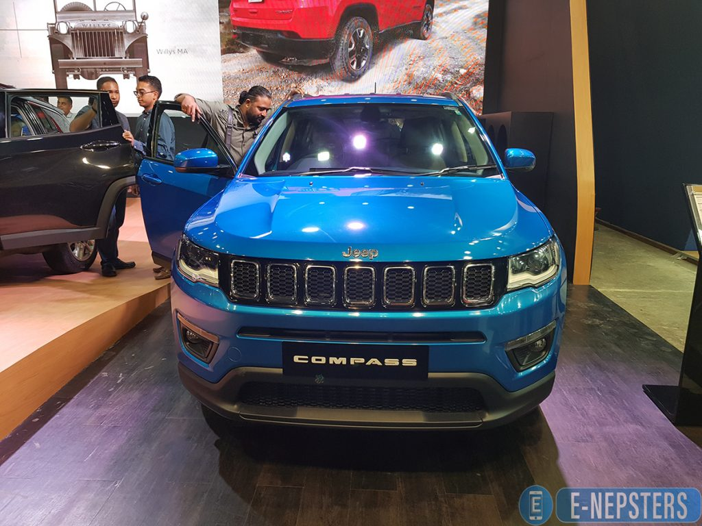 Jeep Compass Price in Nepal