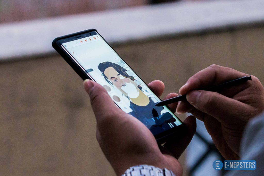 Samsung Galaxy Note 9 S Pen Features