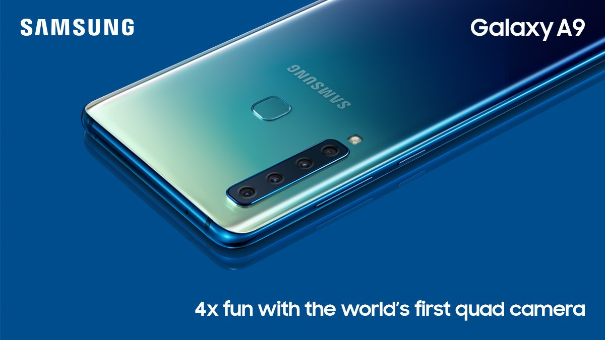 Samsung Galaxy A9 (2018) price in Nepal