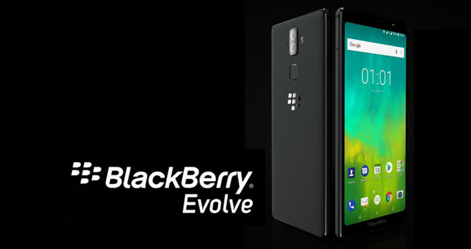 BlackBerry Evolve price in Nepal