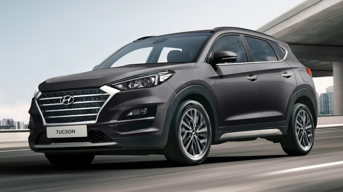 Hyundai Tucson 2018 price in Nepal