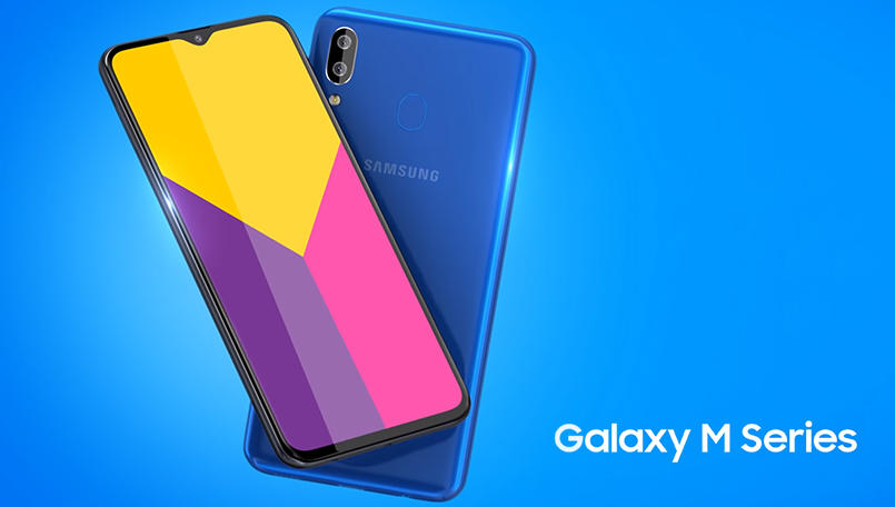 Samsung Galaxy M10 and Galaxy M20