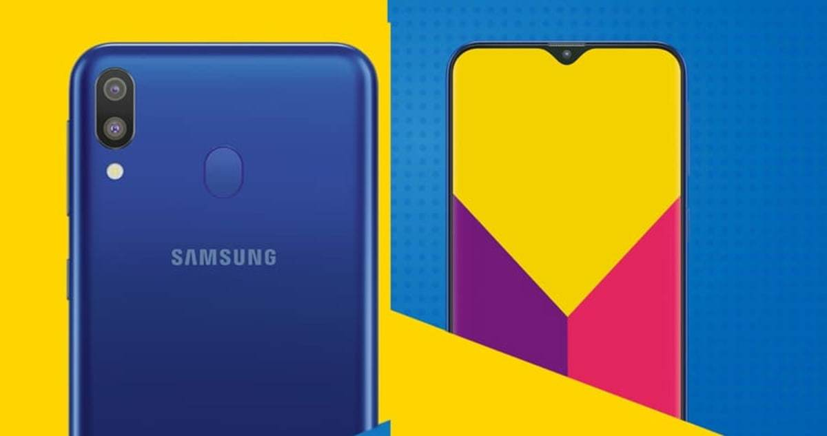 Galaxy M20 now available for purchase in Nepal