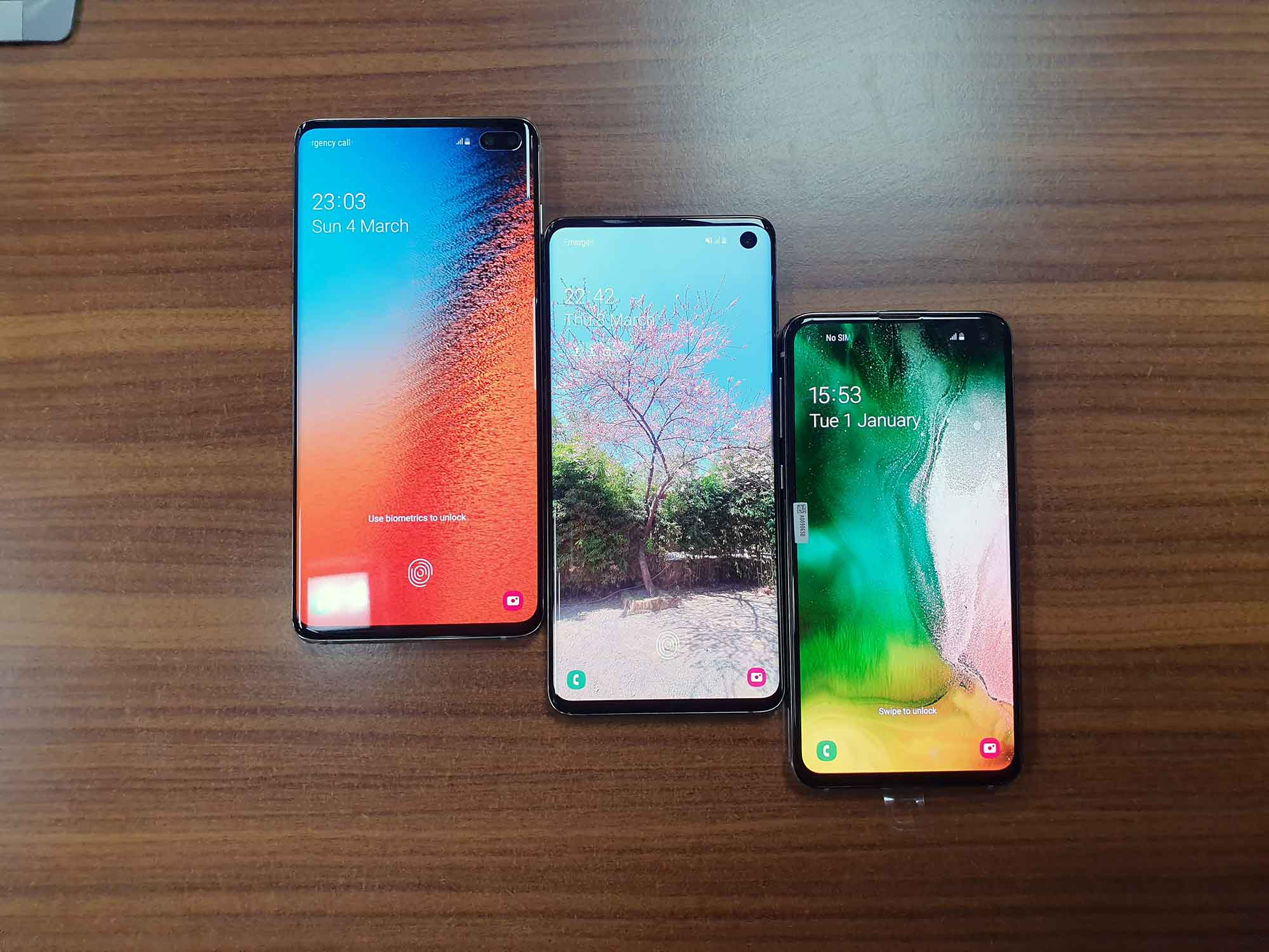 Samsung Galaxy S10, S10+, S10e Price in Nepal
