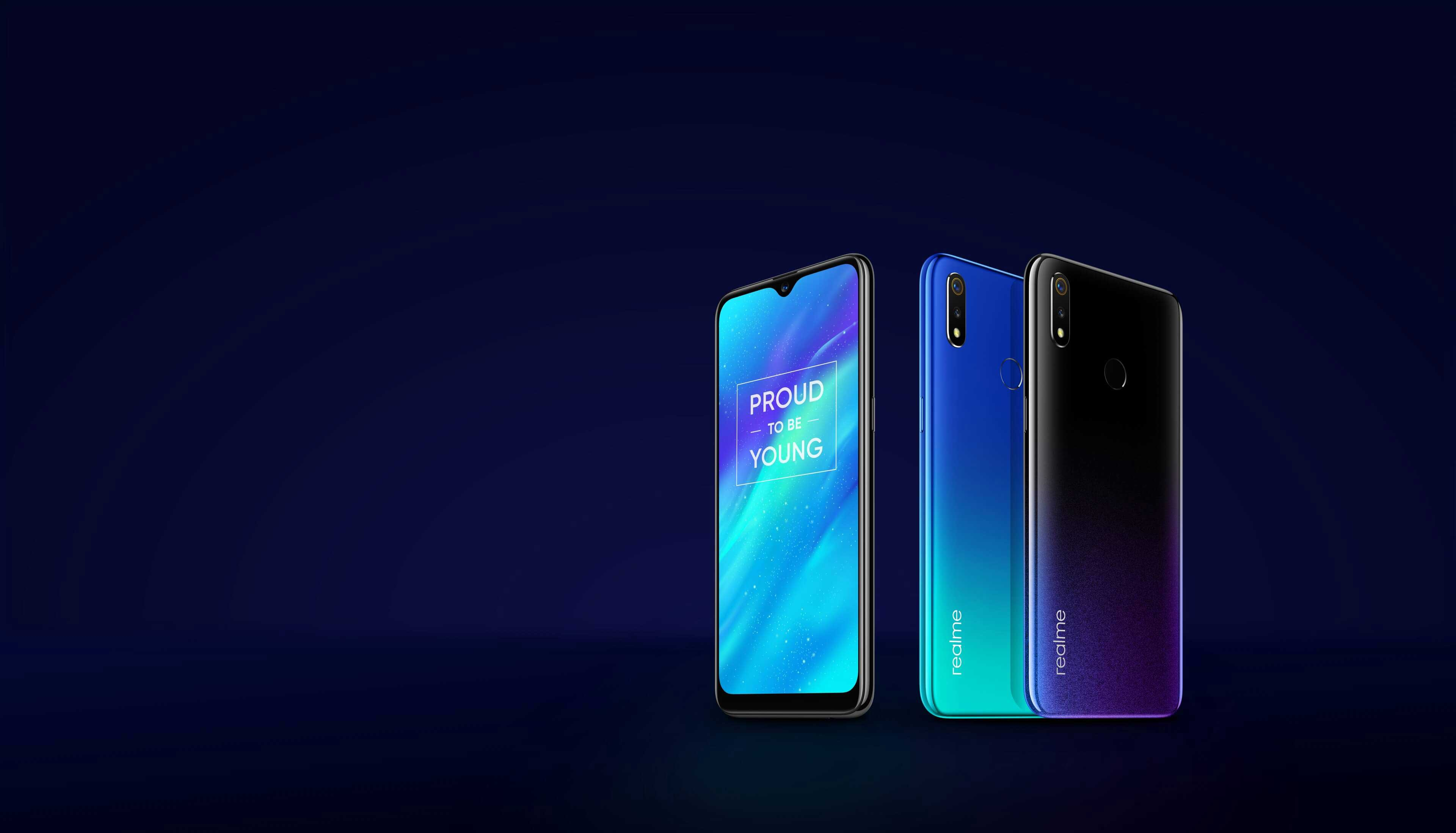 Realme 3 Launched In India With Helio P70 Expected Price In Nepal