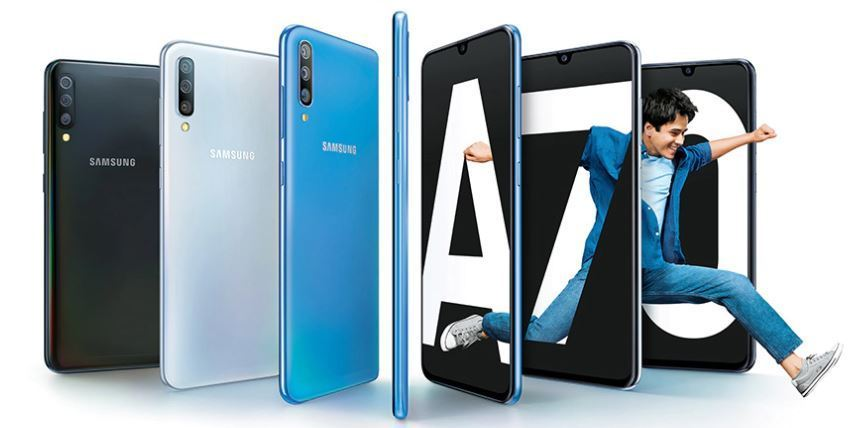 Samsung Galaxy A70 Price in Nepal
