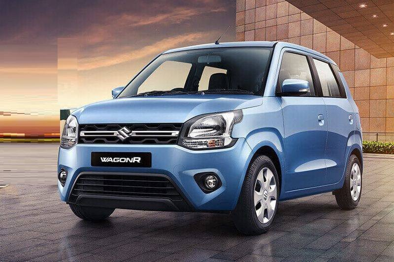 Maruti Suzuki Wagon R Price in Nepal