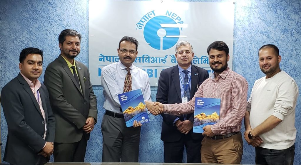 Nepal SBI Bank tie-up with Khalti for digital payments