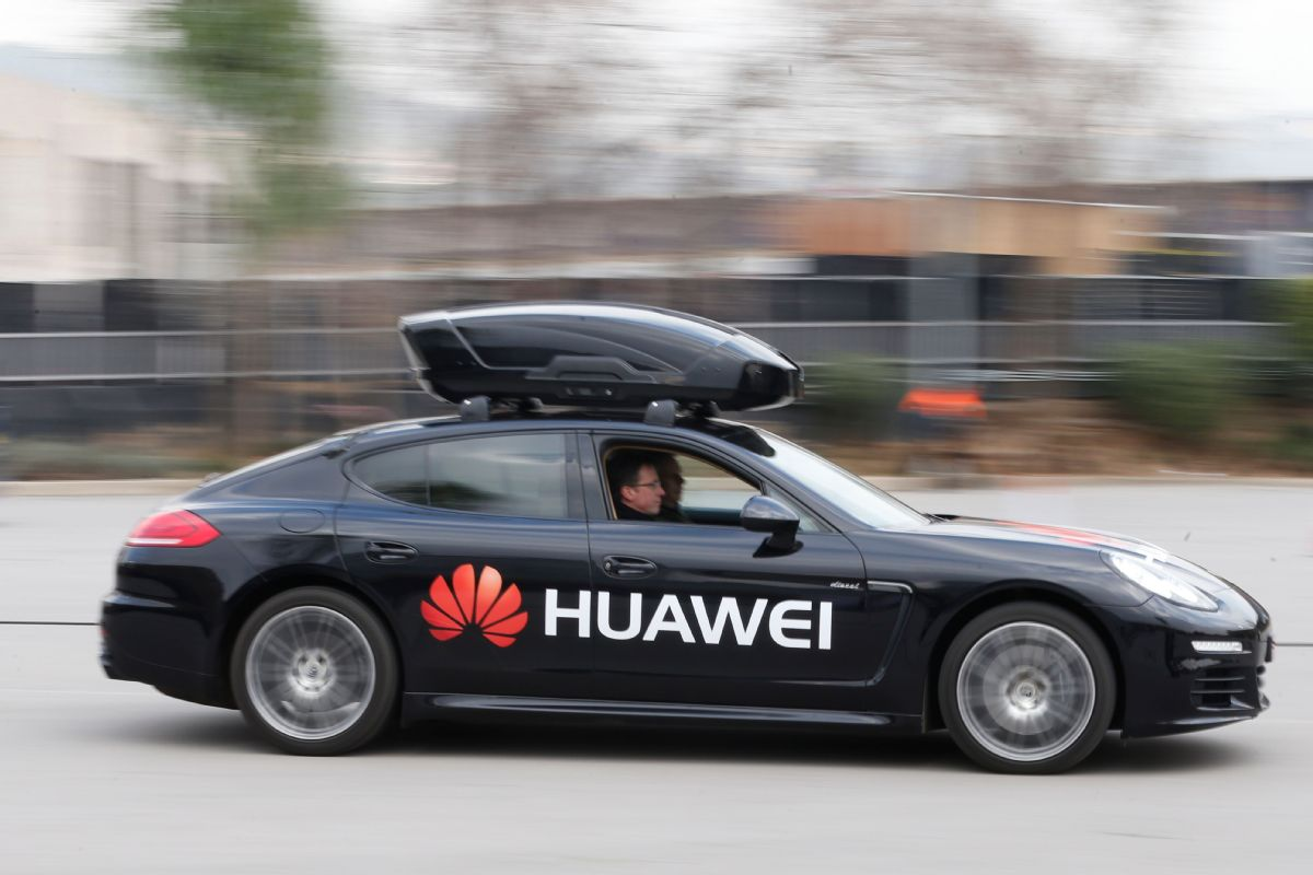 Huawei Smart Car Solutions