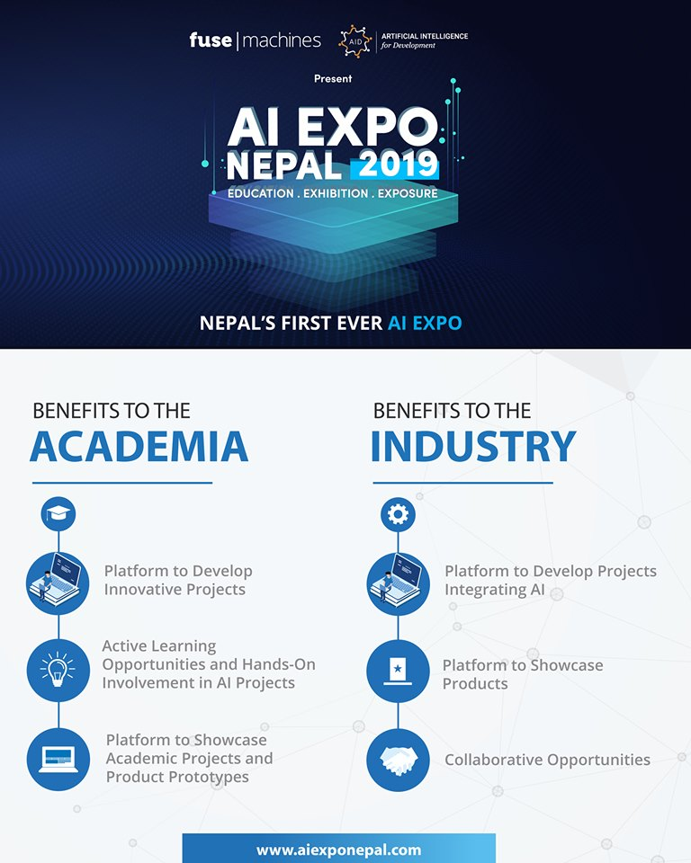 AI Expo 2019 in Nepal
