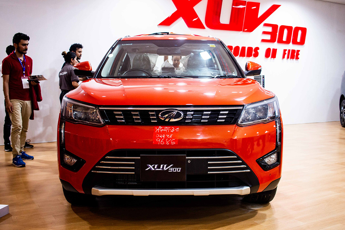Mahindra XUV300 Price in Nepal