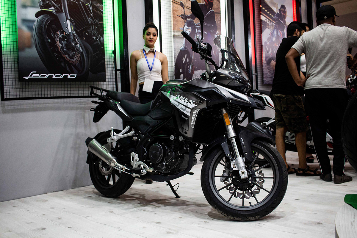 Benelli TRK 251 Price in Nepal