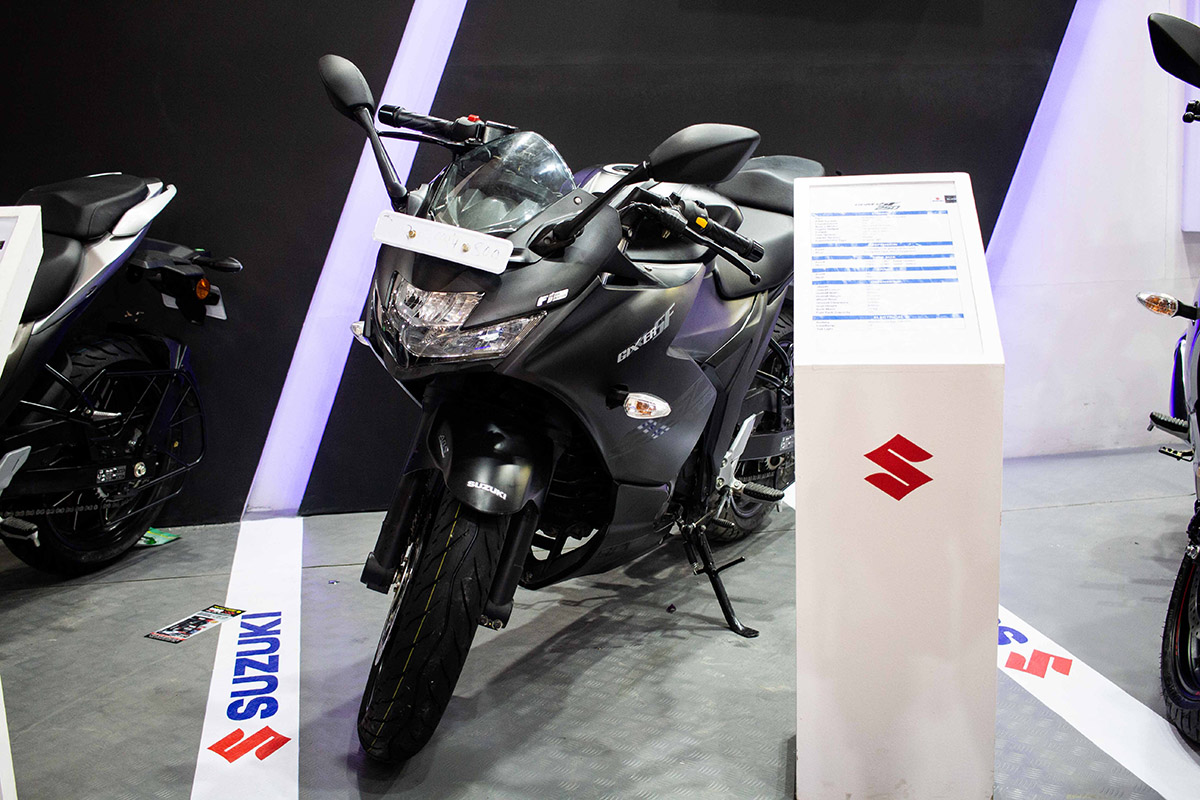 Suzuki Gixxer SF 250 Price in Nepal