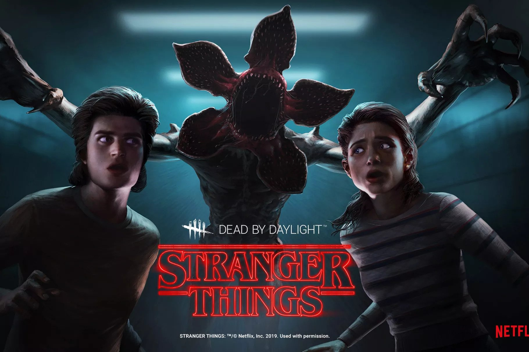 Stranger Things in Dead by Daylight