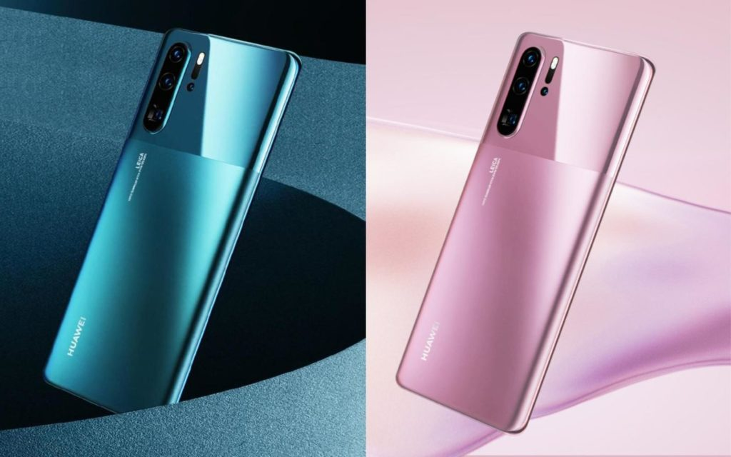 Redesigned Huawei P30 Pro