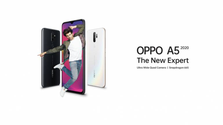 OPPO A5 2020 Price in Nepal