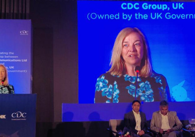 WorldLink gets Investment from CDC UK