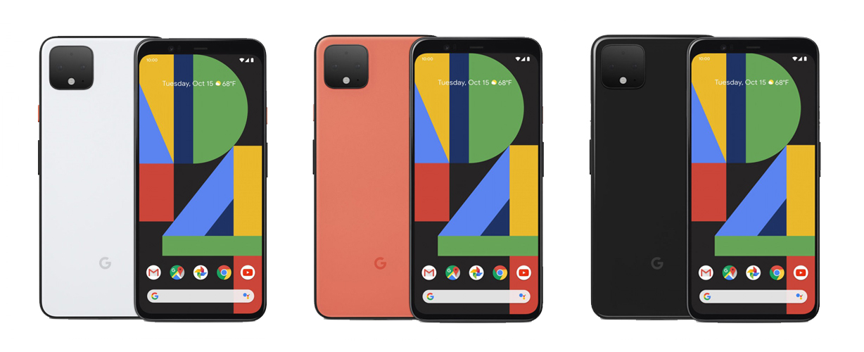 Google Pixel 4 and 4 XL launched with 90Hz displays and telephoto lenses