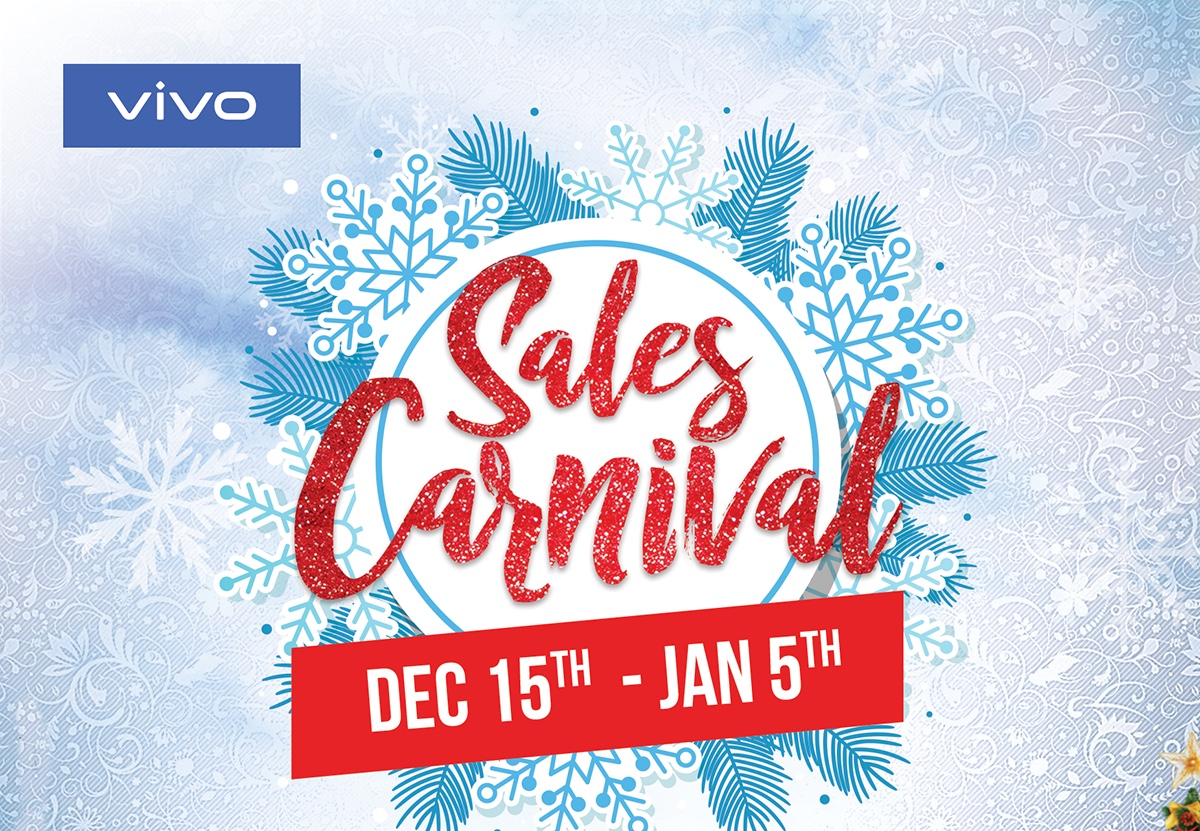 Vivo Sales Carnival in Nepal
