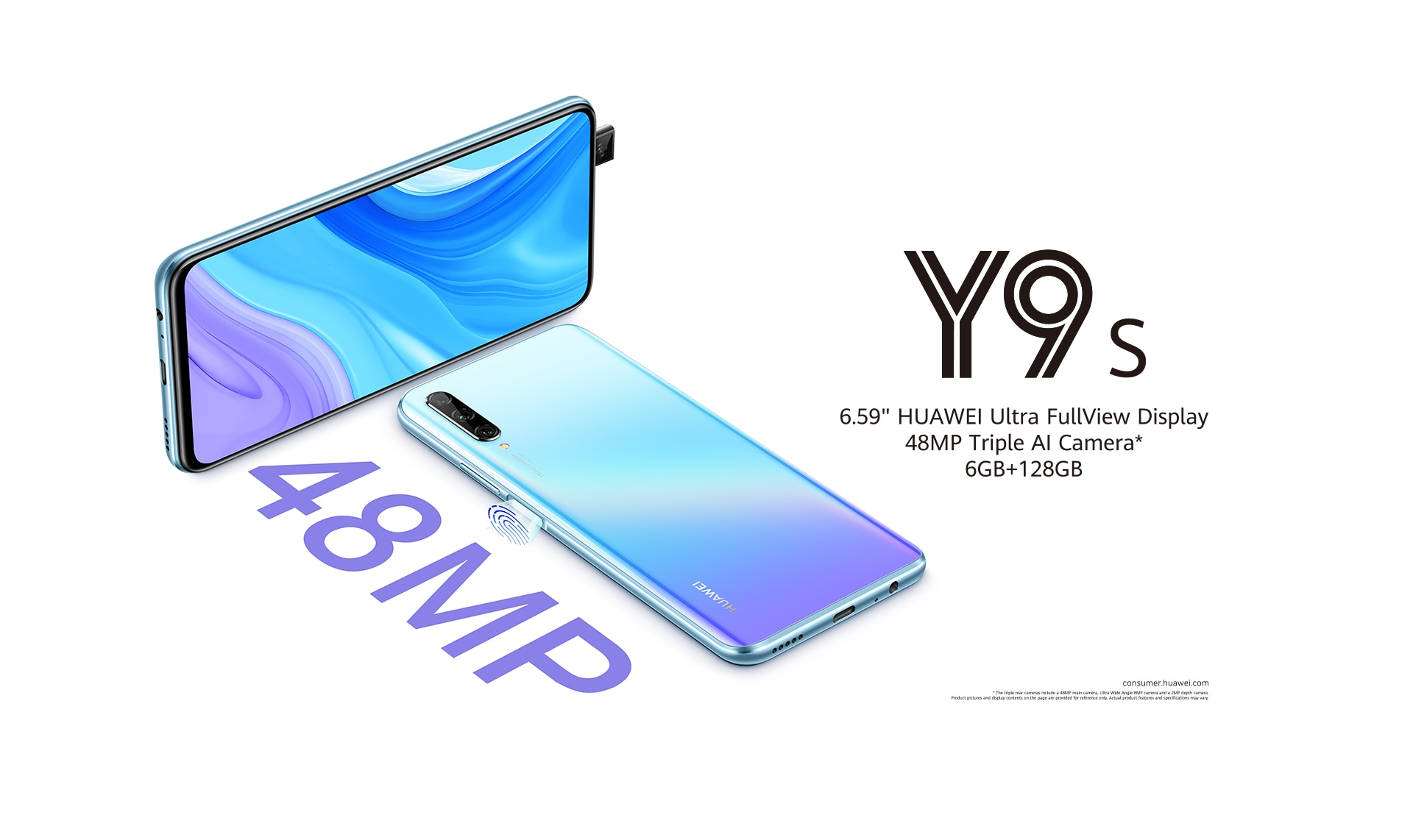 Huawei Y9s Price in Nepal