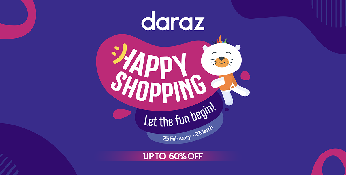 Daraz Appy Shopping