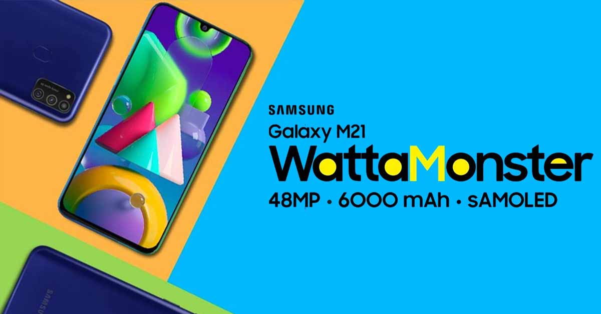 Samsung Galaxy M21 Price in Nepal