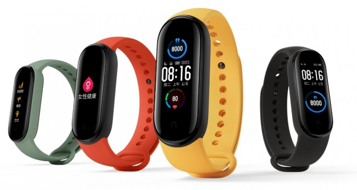 Xiaomi's fitness band