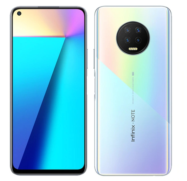 Infinix Note 7 Bolivia Blue launched in Nepal