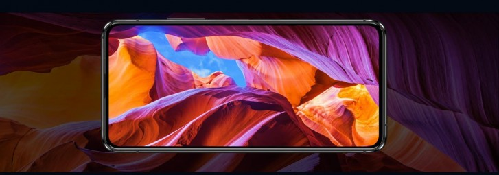 AMOLED screen from Samsung