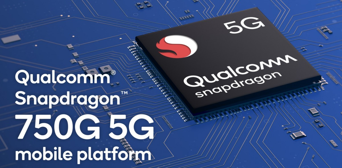 Snapdragon 750G chipset