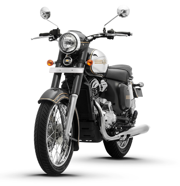 Prices of Jawa motorcycles in Nepal